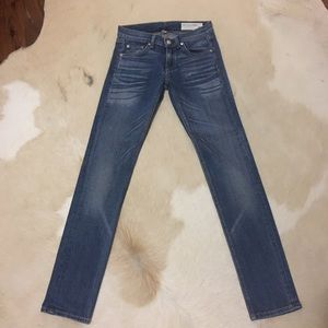 Rag and bone Jeans 'the dre' size 23